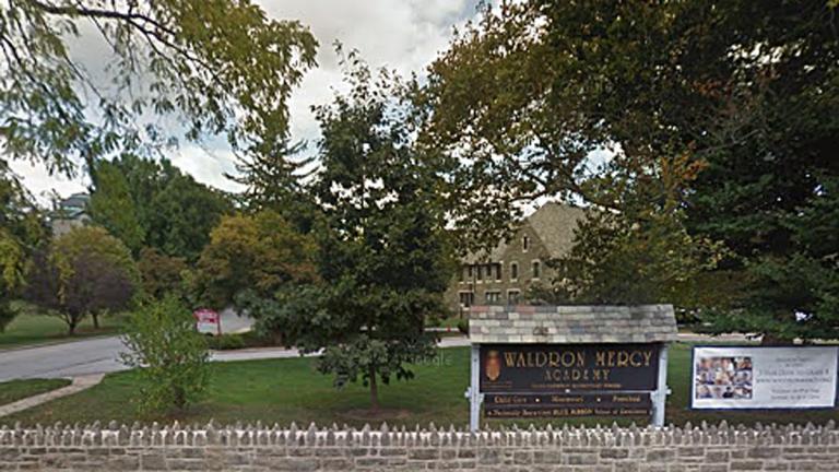 Waldron Mercy Academy (Electronic image via Google Maps Street View)
