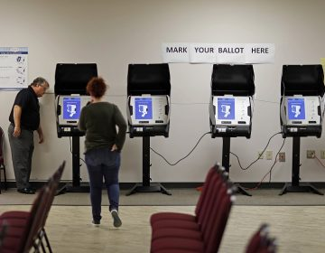 New Jersey wasn't one of the 21 states whose electoral systems were targeted by Russian hackers in 2016, but it has weaknesses at both the state and county level. (AP Photo/David Goldman)