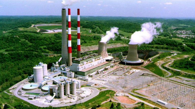 Delaware wants the EPA to find that the Harrison Power Station in Haywood