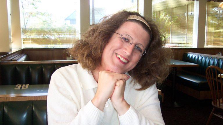 Renee Baker after facial feminization surgery. (Photo courtesy of Renee Baker)