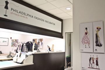 The Philadelphia Fashion Incubator is located in Macy's in Center City Philadelphia. (Kimberly Paynter/WHYY)