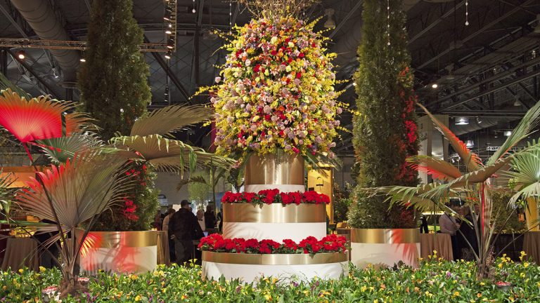 The Philadelphia Flower Show returns to the Pennsylvania Convention Center March 5-13 with the theme