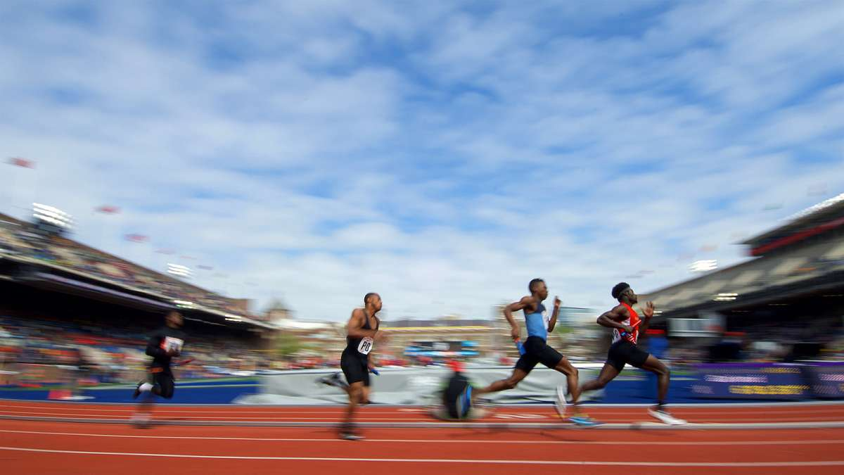 122nd running of the Penn Relays was held over the weekend at Franklin Field.
