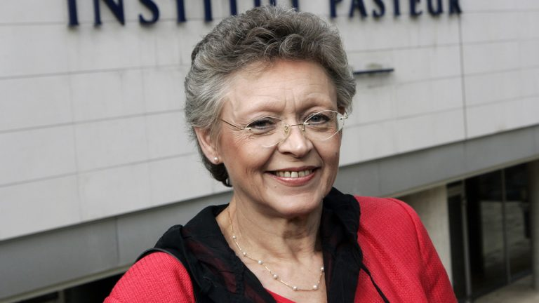 French scientist Francoise Barre-Sinoussi made HIV testing possible by discovering the virus. (AP Images)