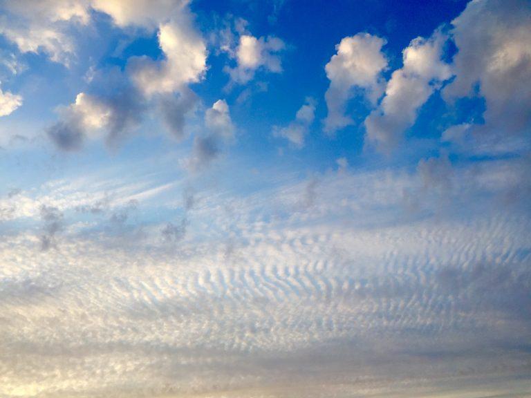 Sky over South Seaside Park. (Photo: Justin Auciello/JSHN)