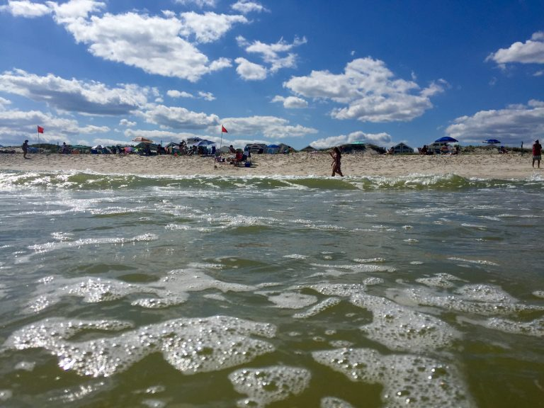 South Seaside Park in August 2015. (Photo: Justin Auciello/for NewsWorks)