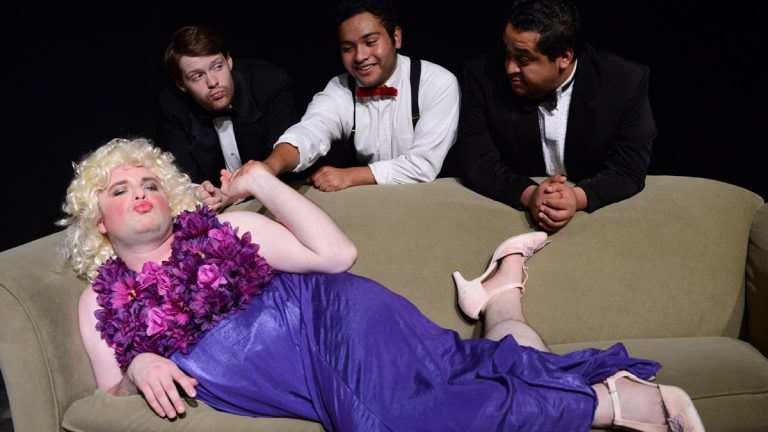 Gayfest! The 5th annual festival of LGBT theater kicks off August 12-27 with 30 performances