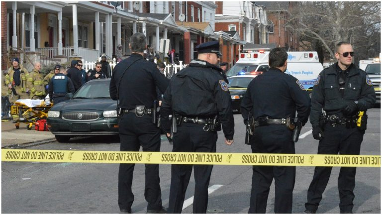 Delaware leaders demand money to combat gun violence - WHYY