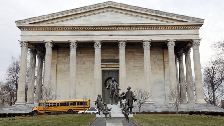 The trustees of Girard College are continuing their fight change the school. (AP Photo/Matt Rourke)