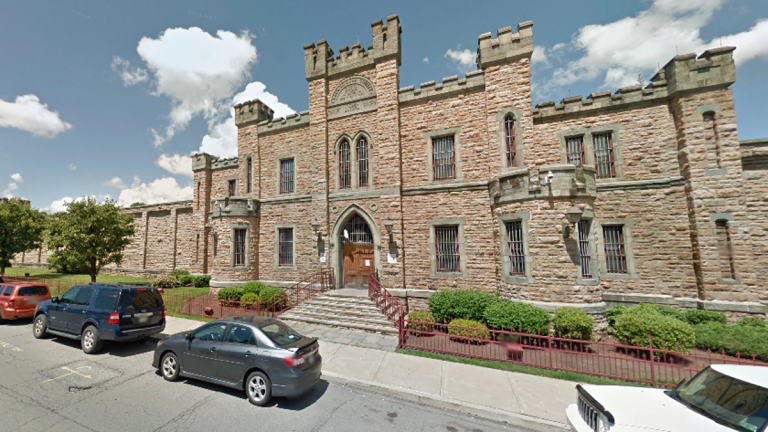 A U.S. suit describes a widespread cover-up of Lackawanna County Prison employees sexually abusing female inmates.(Image via Google Maps Street View https://goo.gl/maps/PetFL7CiFT72)