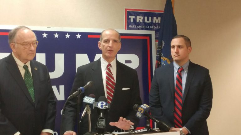 Pennsylvania Republican Party officials call  on the Green Party to foot the bill for costs associated with recount efforts. (Tom MacDonald