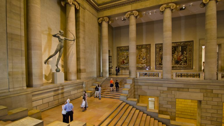 The Great Stair Hall at the Philadelphia Museum of Art will play host to one of the upcoming Opera Philadelphia events. (Photo by B. Krist/for Visit Philadelphia™)