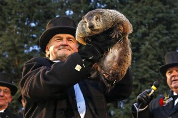 (Groundhog Day/AP Images)