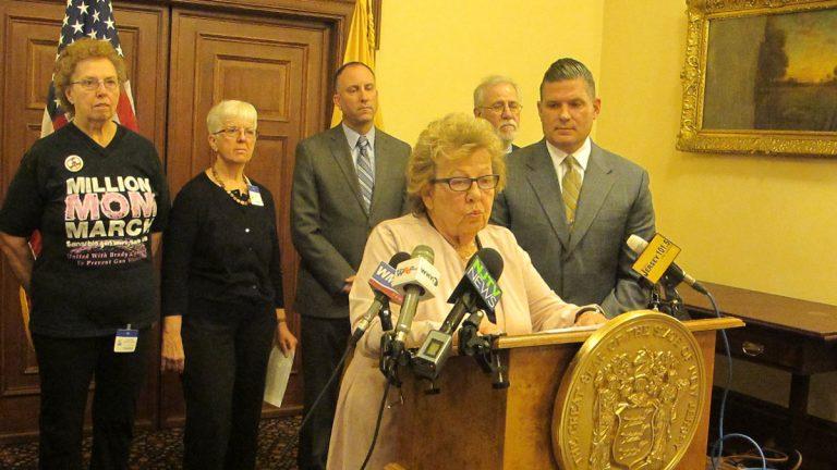 New Jersey Senate Majority Leader Loretta Weinberg