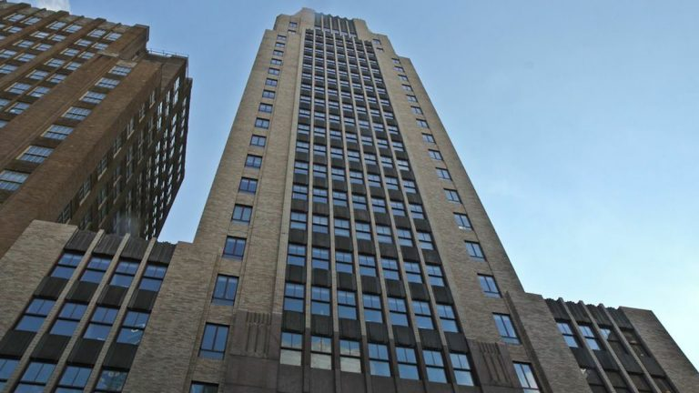 The luxury apartments at 1616 Walnut St. are intended to help keep people healthy. (Kim Paynter/WHYY)