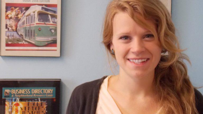 Heather McCool is an Americorps Vista volunteer at New Kensington Community Development Corporation, in Philadelphia.