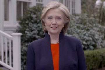 Image from video announcing Hillary Rodham Clinton presidential campaign. (Hillary For America via AP)