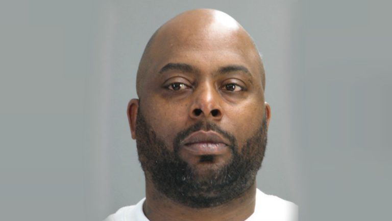 Marlow Holmes faces drug charges after police say they found cocaine in his prosthetic leg. (photo courtesy Dover Police)