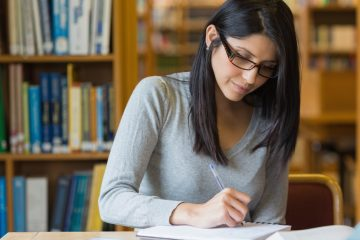 The study said homework created more stress for students than social issues such as their romantic life. (Shutterstock Photo.)