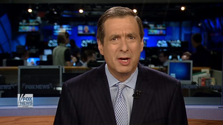 'It is disgraceful the ways these unproven rumors about Kevin McCarthy got started on a couple of conservative websites based on nothing more than gossip and a letter from some donor,' said commentator Howard Kurtz. (screen grab from Fox News)