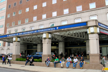In a performance review by an independent state agency, Philadelphia hospitals generally outperformed others on mortality, but were less successful with readmission metrics. (Ashley Hahn/PlanPhilly)