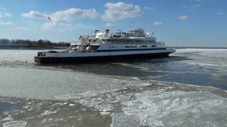 (photo courtesy Cape May/Lewes Ferry)