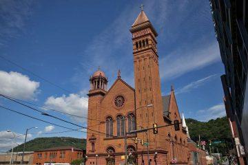 Trivia: can you identify this Pennsylvania city and landmark? (Lindsay Lazarski/WHYY)