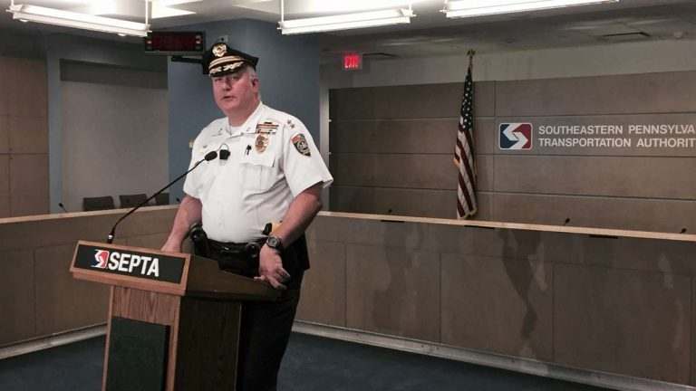 SEPTA Police Chief Thomas Nestel said outfitting the transit police with body cameras will