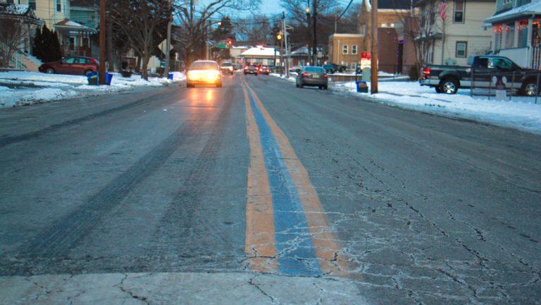 West Clinton Avenue in Oaklyn