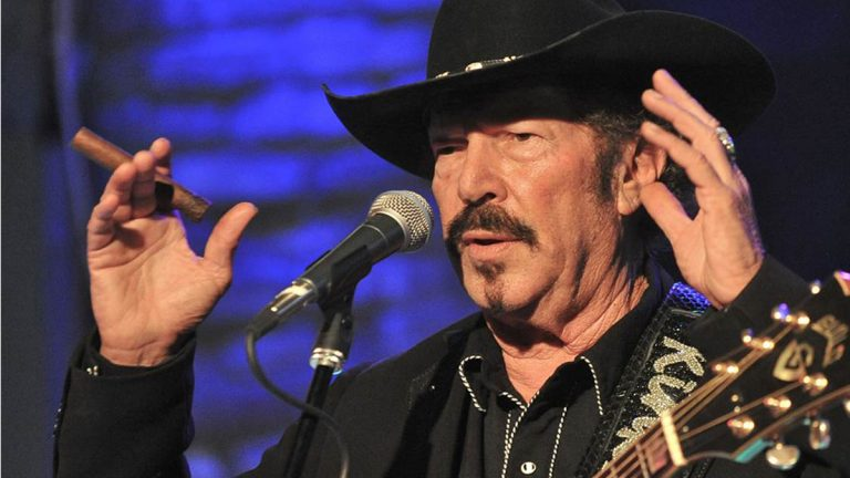 Kinky Friedman has a new album out. (Brian Kanof)
