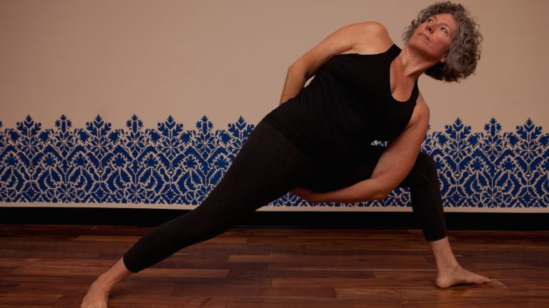 Theresa Conroy will be opening a yoga therapy clinic in Roxborough. (Courtesy of Joe Longo Photography)