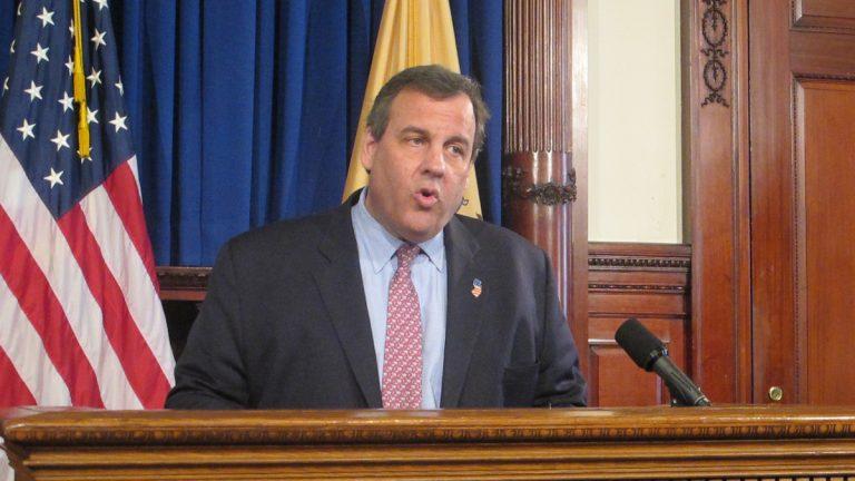 Gov. Chris Christie addresses New Jersey's brightening economic picture