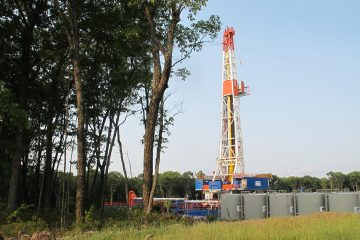 Housing funds comes from fees assessed on each of the natural gas wells in the Marcellus Shale region. (Marie Cusick/StateImpact Pennsylvania)