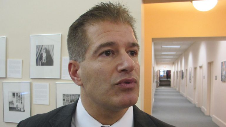 Steven Benvenisti, a New Jersey attorney who represents victims of drunken drivers, said 25 other states have adopted similar ignition interlock legislation. (Phil Gregory/WHYY)