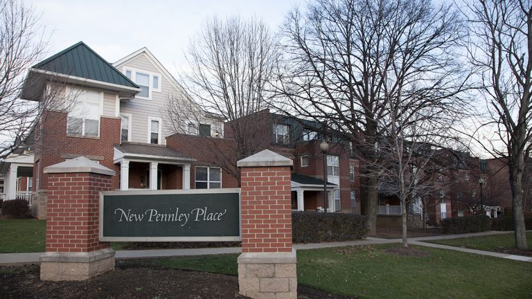 New Pennley Place, in Pittsburgh, is one of nearly 1,500 affordable housing projects in Pennsylvania that has received the low income housing tax credit (LIHTC). This development received its LIHTC in 1999. (Irina Zhorov/Keystone Crossroads)