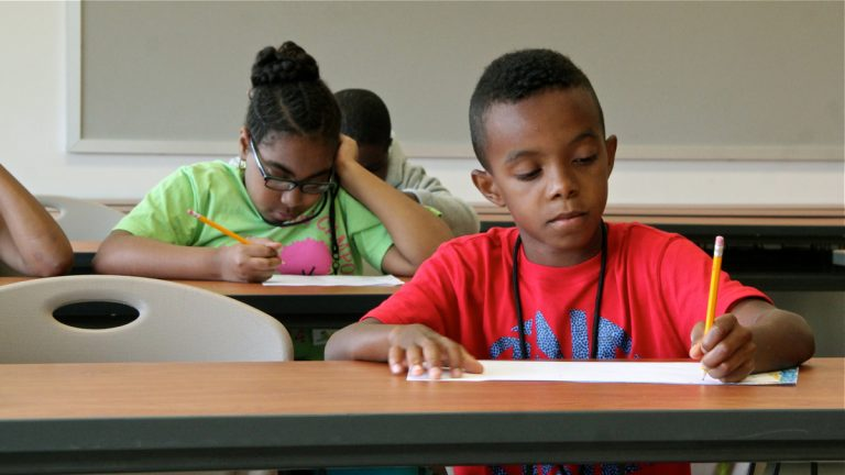 Pennsylvania's standardized test scores have declined over the past three years. (NewsWorks file photo)