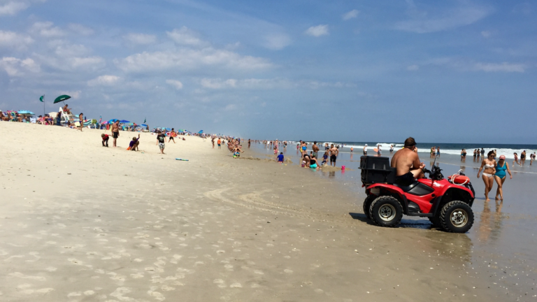 Seaside Park in late August 2015. (Justin Auciello/for NewsWorks)