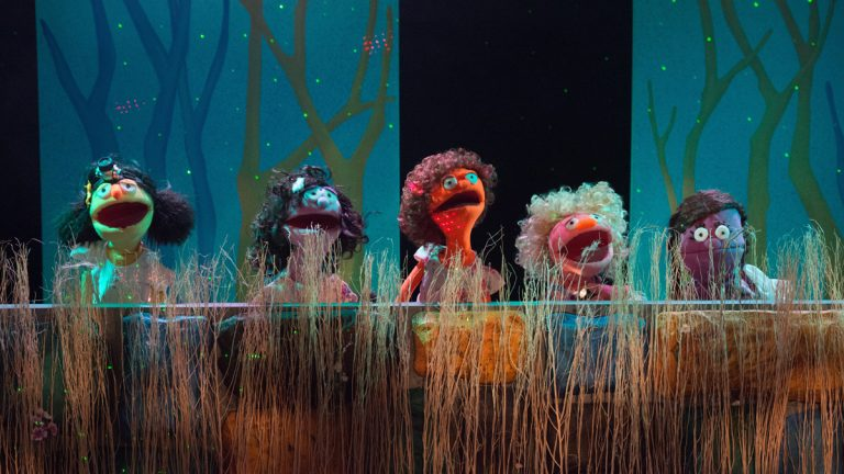 The Idiopathic Ridiculopathy Consortium continues its 10th season of presenting challenging and rarely-produced absurdist works from around the world with the regional premiere of