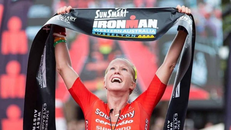 Sarah Piampiano is the third ranked female qualifier in the world for the Ironman championship in Kona