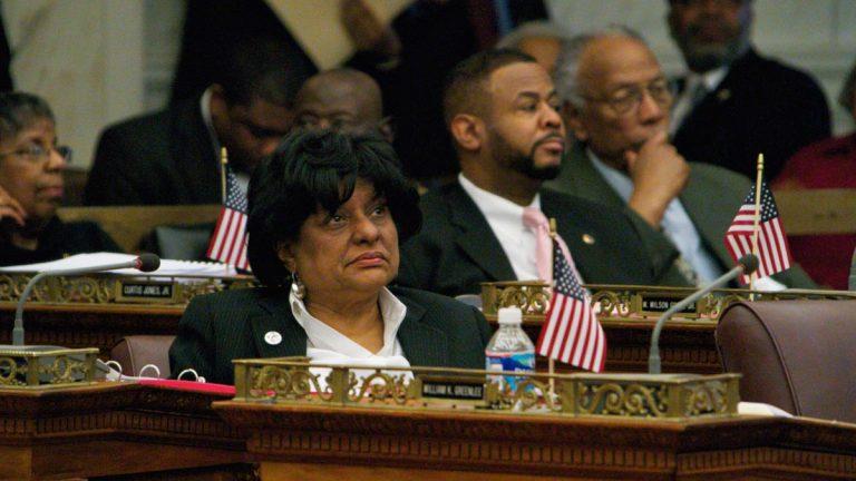 Philadelphia Councilwoman Jannie Blackwell (Nathaniel Hamilton/NewsWorks Photo, file)