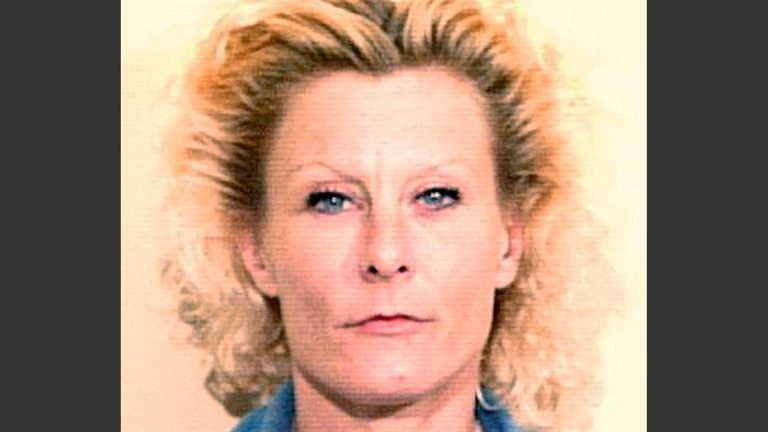 This 1997 booking photo shows Colleen LaRose, also known as 'Jihad Jane.' (AP Photo/Tom Green County Jail, file)