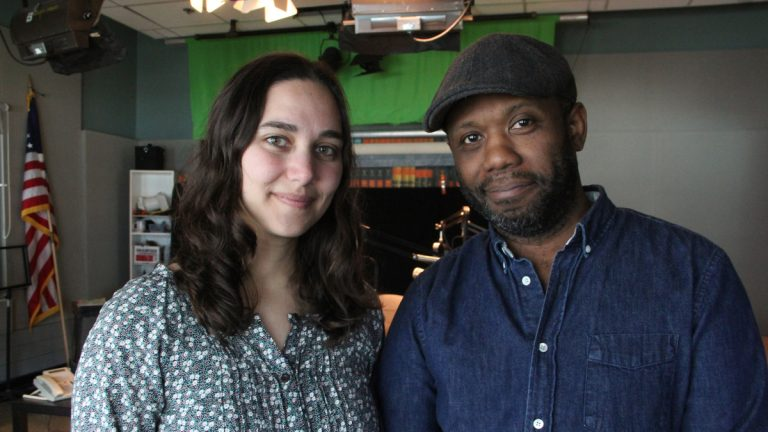 Caitlin Quigley and Tayyib Smith are two of the four winners of the Knight Foundation's