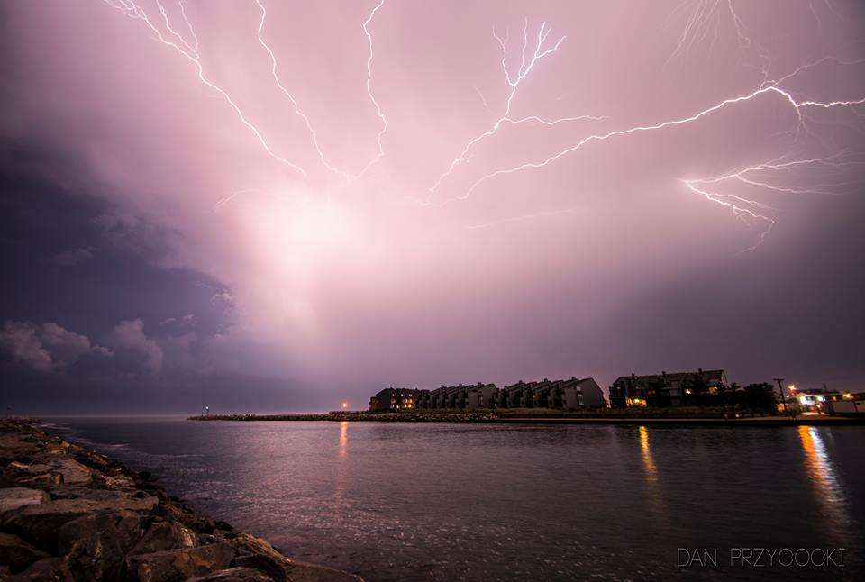 Manasquan Inlet on July 2 by Dan Przygocki Photography.