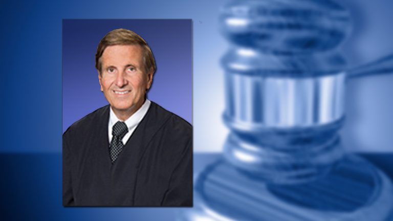 Justice Randy Holland announced he will retire at the end of March