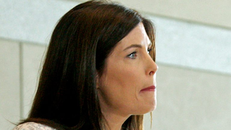 Pennsylvania Attorney General Kathleen Kane (Nathaniel Hamilton/for NewsWorks)