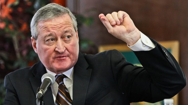 Former 6-term city councilman Jim Kenney  (Kimberly Paynter/WHYY)
