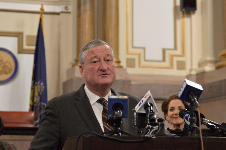 Mayor Jim Kenney (Tom MacDonald