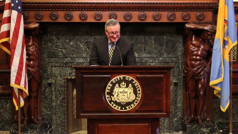 Mayor-elect Jim Kenney (Emma Lee/WHYY)