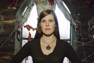 Author Margee Kerr describes herself as a thrill seeker. (Courtesy of Rachellyn Schoen)