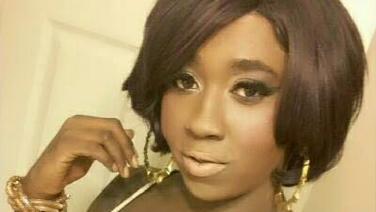 Image of Kiesha Jenkins taken from a GoFundMe.com campaign raising money for her funeral expenses.